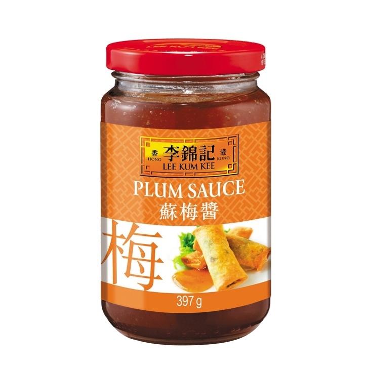 LLK Plum saus 397 gram