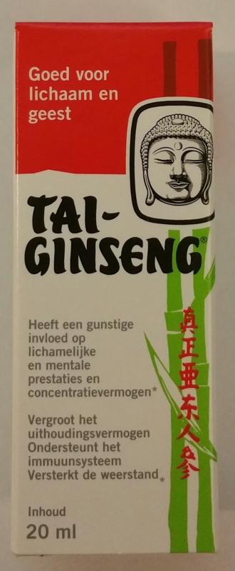 Tai Ginseng 20ml