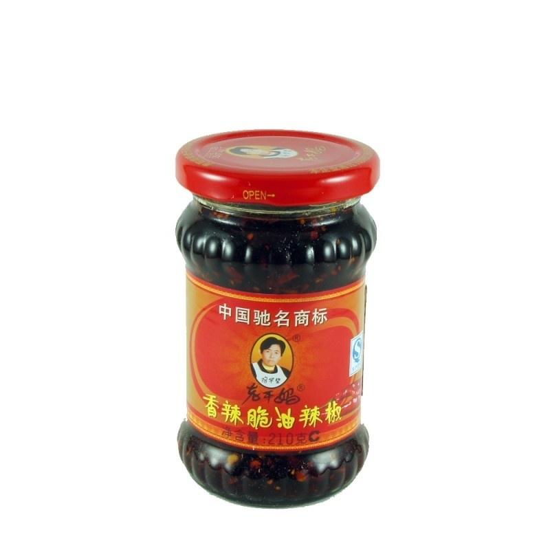 Lao Ganma crispy chilli oil 210 gram