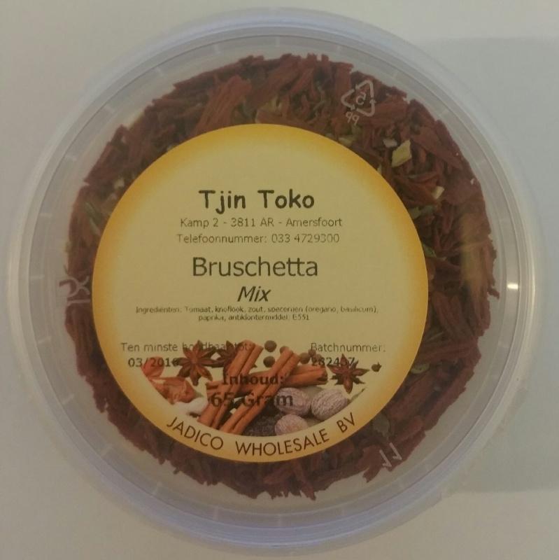 Bruschetta Mix 65 gram