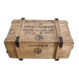 Houten Kisten
