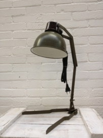 Bureaulampje Groen verstelbaar