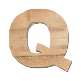 Letter - Q -
