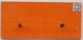 Kapstok 2 BM Orange RAW