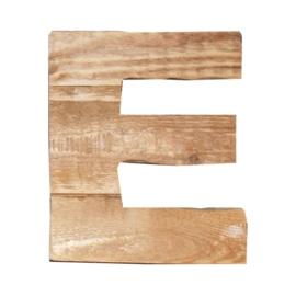 Letter - E -