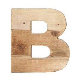 Letter - B -