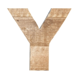 Letter - Y -