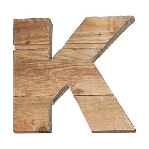Letter - K -