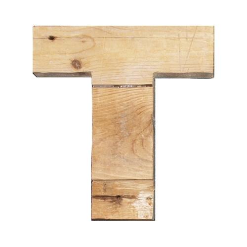 Letter - T -