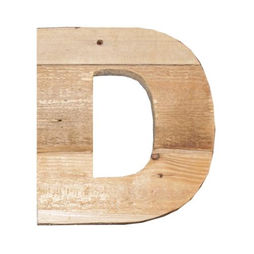 Letter - D -
