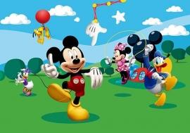 Fotobehang AG Design FTD0253 Mickey Mouse
