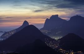 Fotobehang City Love CL82A Rio de Janeiro