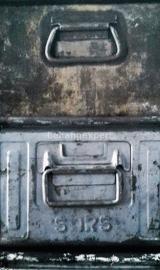 Metalen ladenkastjes behang 30657-1