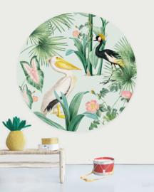 Creative Label behangcirkel Pelican 145cm