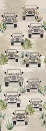 Sofie & Junar INGK7655 bush drive sahara afmeting 100cm x 280cm hoog