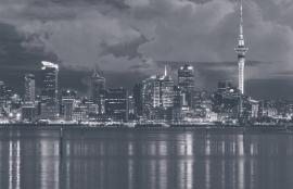 Fotobehang City Love CL79A Auckland