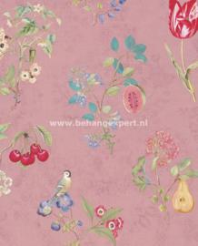 Eijffinger PiP Studio behang 375023 Cherry PiP Roze
