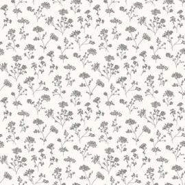 Galerie Miniatures G67870 bloemetjes behang