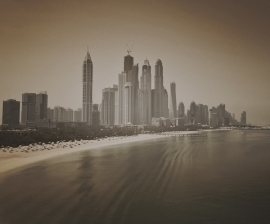 Fotobehang City Love CL90C Dubai