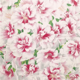 John Derian for Designers Guild PJD6004/01 Variegated Azalea
