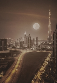 Fotobehang City Love CL60C Dubai