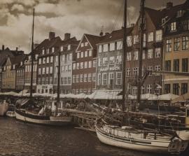 Fotobehang City Love CL47C Copenhagen