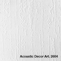 Intervos Acoustic Decor 2604 geluidsisolerende wandbekleding overschilderbaar