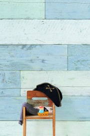 Eijffinger Wallpower Junior 364181 Faded Wood Blue