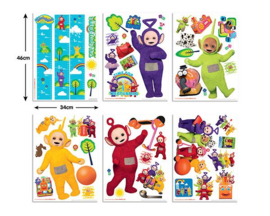 Walltastic muurstickers 44494 Teletubbies