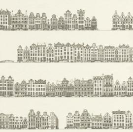 Rasch Portabello 289540 Amsterdam Houses