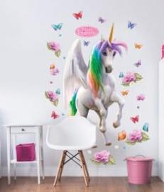 Walltastic XL muurstickers 45996 Magical Unicorn