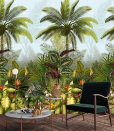 Dutch Jungle Fever Mural JF6001