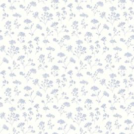 Galerie Miniatures G67871 bloemetjes behang