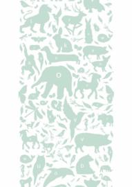 Kek Wonderwalls Animal Alphabet WP-044