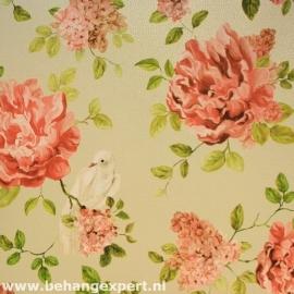 Behang Eijffinger Un Bisou 365033 rozen