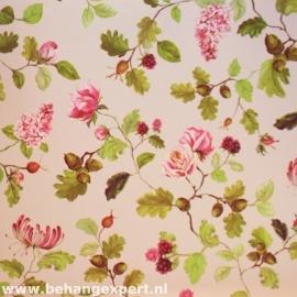 Behang Eijffinger Un Bisou 365001 bloemen