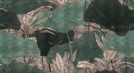 Inkiostro Bianco Elementa Golden Leaf Pink -01