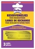 Perfax reservemessen voor behangafsteker
