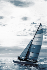 Esta photowallXL  158846 Sailing boat