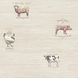 Galerie Kitchen Recipes G12300 boerderijdieren