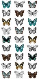 Esta Brooklyn Bridge 158507 Wallpaper  XXL butterflies