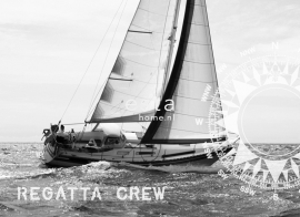 Esta Home Regatta Crew (E) 156433 PhotowallXL  Yachting