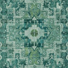 Esta Boho Chic 148659 oosters ibiza marrakech kelim tapijt