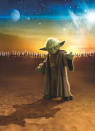 Komar fotobehang 4-442 Star Wars Movie Master Yoda