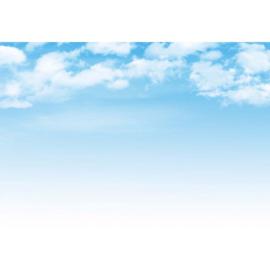 Fotobehang Sky Blue