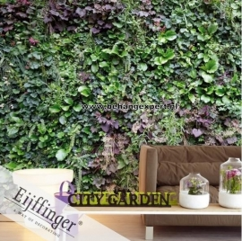 Eijffinger Wallpower Wonders Vertical Garden 321558