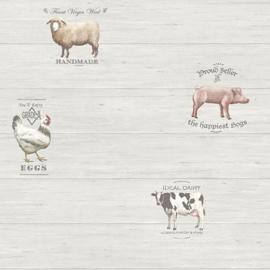 Galerie Kitchen Recipes G12302 boerderijdieren