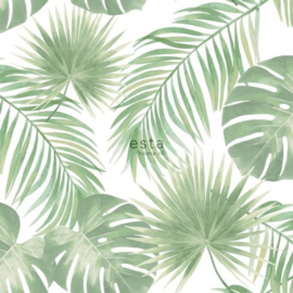 Esta Jungle Fever 151-139012 tropische bladeren