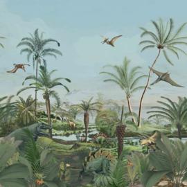 BN Doodleedo 300437 Mural Dinoland