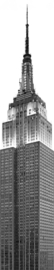 Komar fotobehang V1-775 Empire State Building